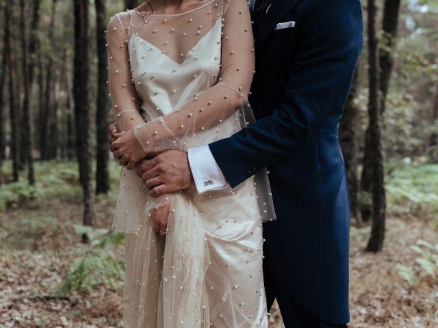 La boda de Borja y Vero en Rascafria, Madrid 33