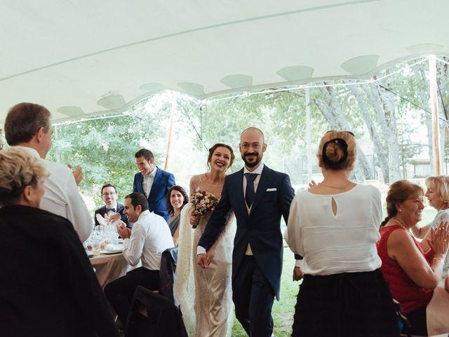 La boda de Borja y Vero en Rascafria, Madrid 36