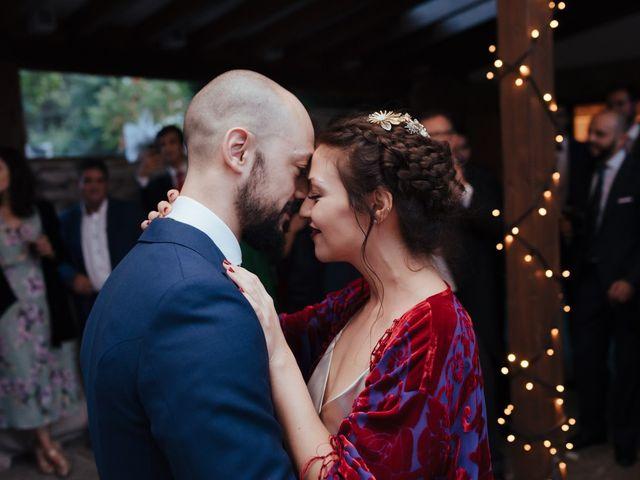 La boda de Borja y Vero en Rascafria, Madrid 41