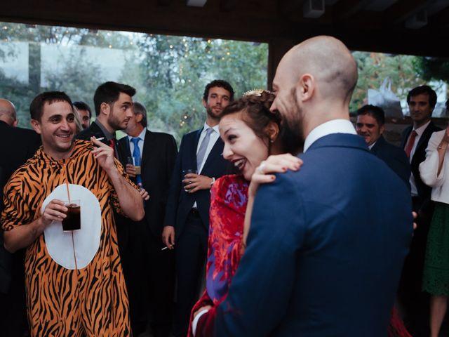 La boda de Borja y Vero en Rascafria, Madrid 42