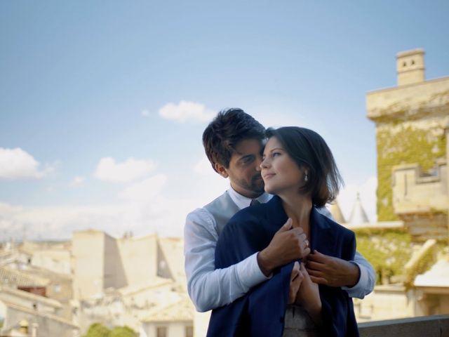 La boda de Arianne y Davide