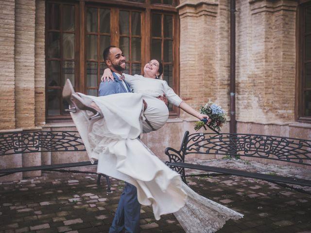 La boda de María y Jordane
