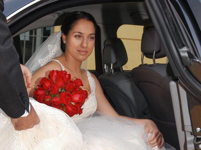 La boda de José y María en Málaga, Málaga 7