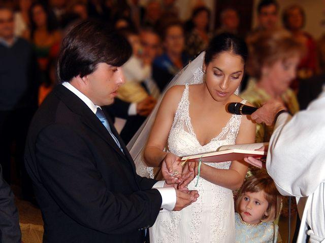 La boda de José y María en Málaga, Málaga 9