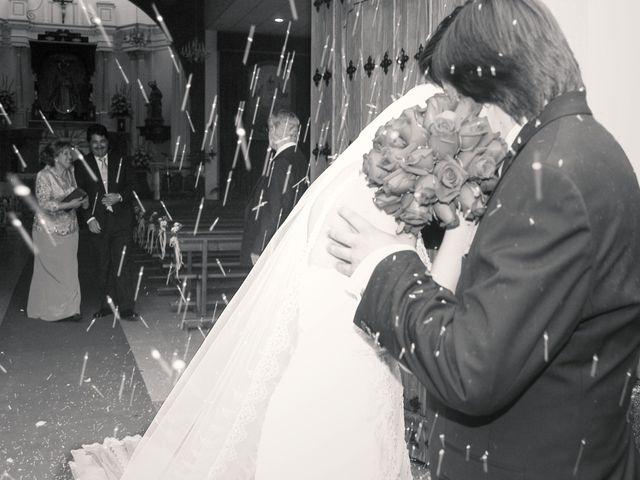 La boda de José y María en Málaga, Málaga 12