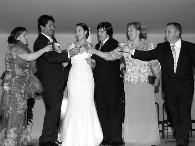 La boda de José y María en Málaga, Málaga 14