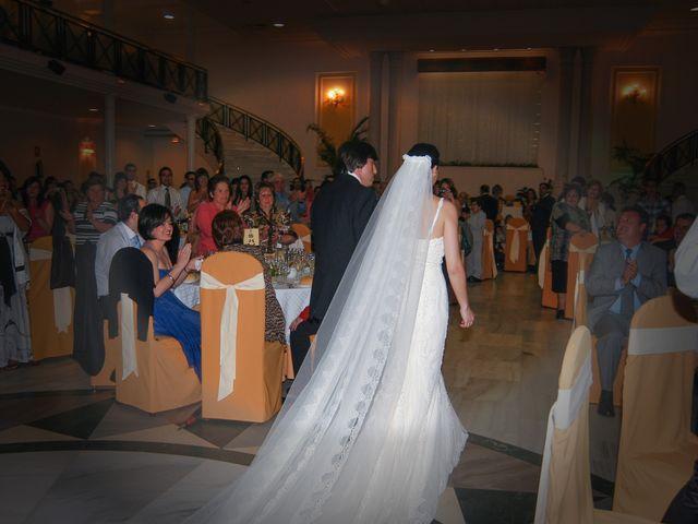 La boda de José y María en Málaga, Málaga 15