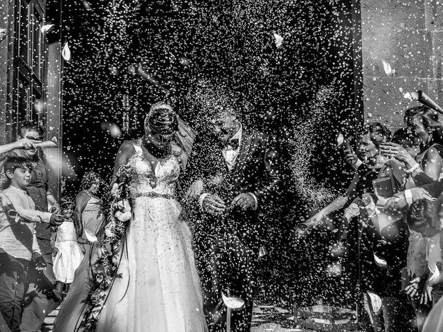 La boda de Cyntia y Manuel