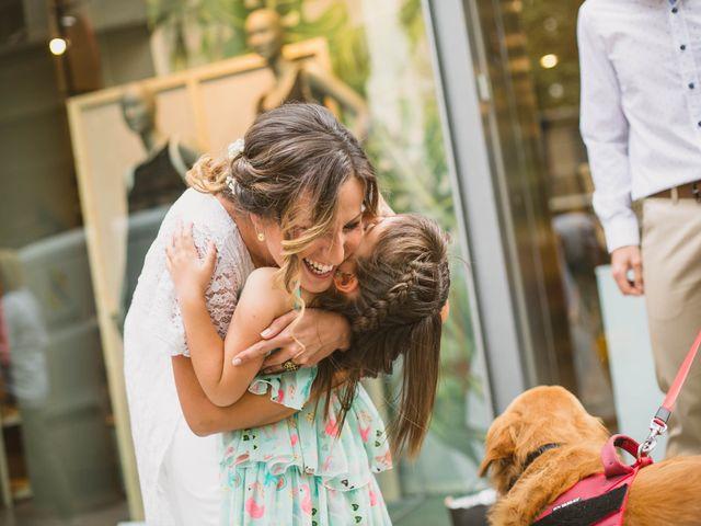 La boda de Javi y Maite en Rubi, Barcelona 3