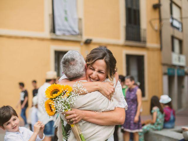 La boda de Javi y Maite en Rubi, Barcelona 8