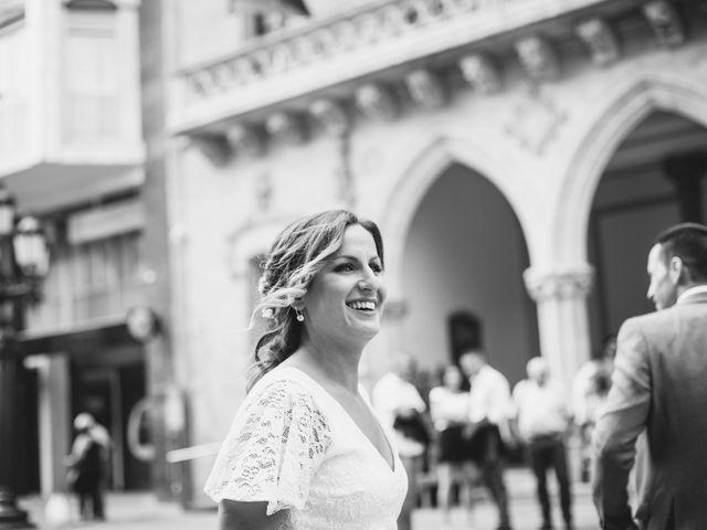 La boda de Javi y Maite en Rubi, Barcelona 9
