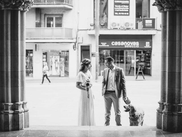 La boda de Javi y Maite en Rubi, Barcelona 10