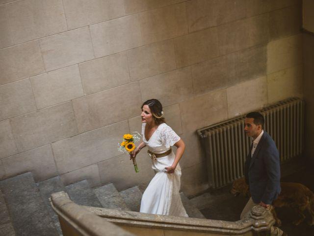 La boda de Javi y Maite en Rubi, Barcelona 12