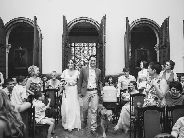 La boda de Javi y Maite en Rubi, Barcelona 14