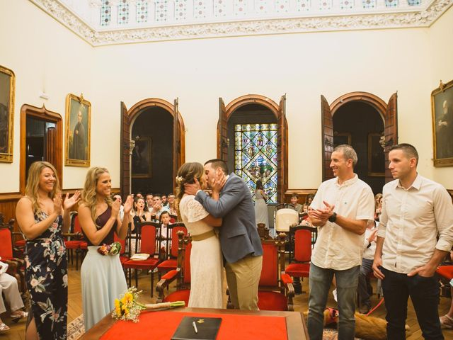 La boda de Javi y Maite en Rubi, Barcelona 18