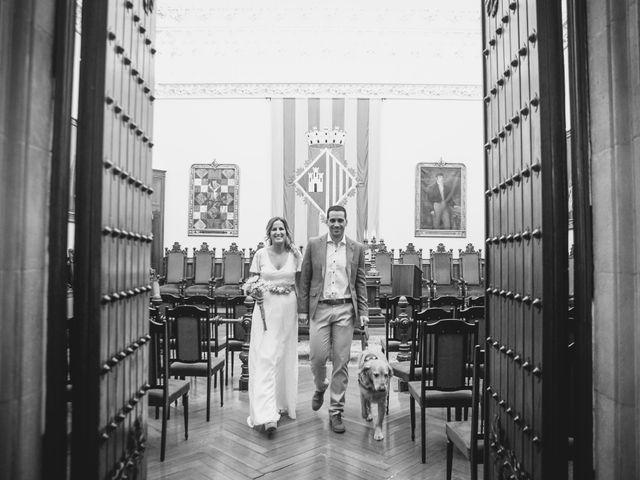 La boda de Javi y Maite en Rubi, Barcelona 19