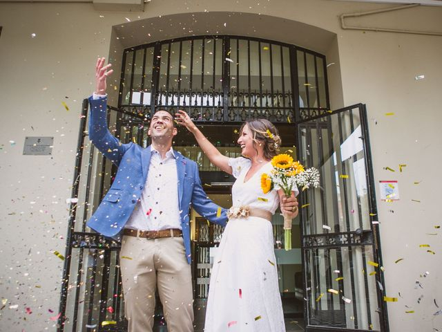 La boda de Javi y Maite en Rubi, Barcelona 21