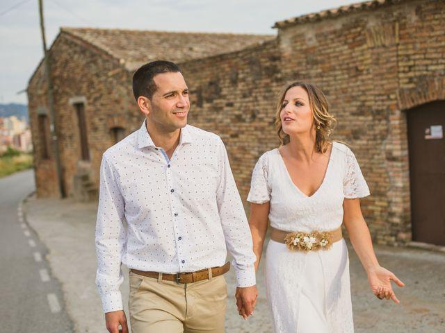 La boda de Javi y Maite en Rubi, Barcelona 44
