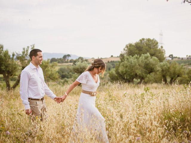 La boda de Javi y Maite en Rubi, Barcelona 45