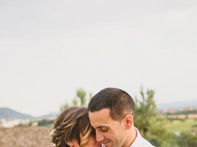 La boda de Javi y Maite en Rubi, Barcelona 1