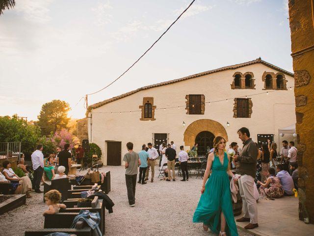 La boda de Javi y Maite en Rubi, Barcelona 67