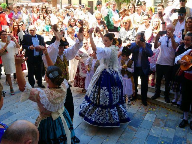 La boda de Germán  y Gema  en Murcia, Murcia 2