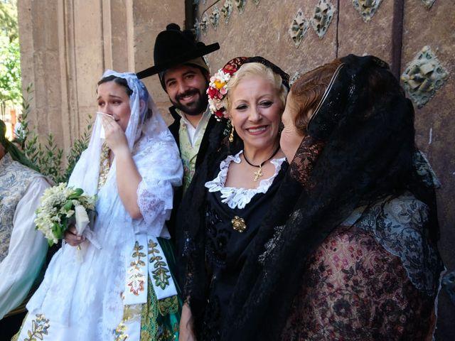 La boda de Germán  y Gema  en Murcia, Murcia 1