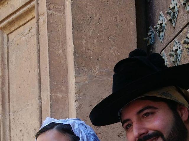 La boda de Germán  y Gema  en Murcia, Murcia 3