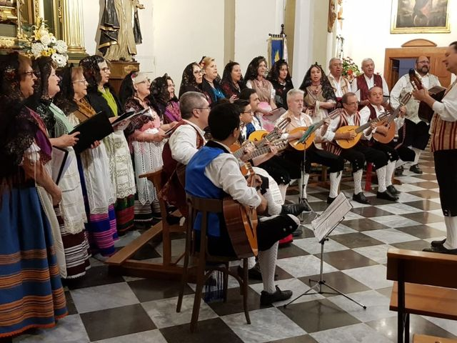 La boda de Germán  y Gema  en Murcia, Murcia 4