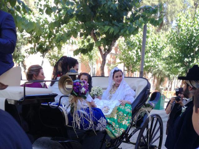 La boda de Germán  y Gema  en Murcia, Murcia 5