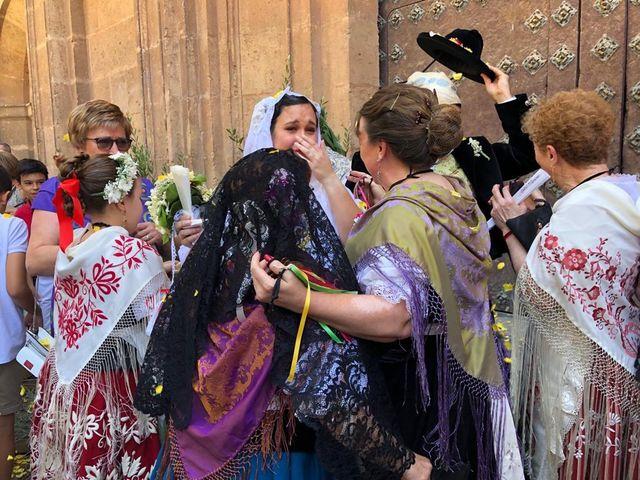 La boda de Germán  y Gema  en Murcia, Murcia 7