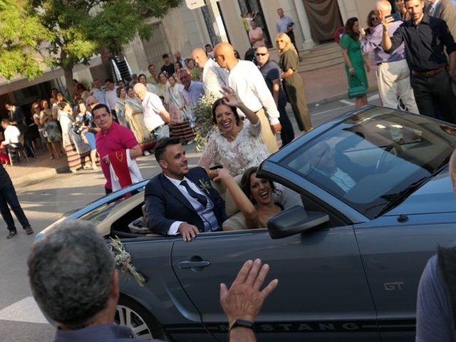 La boda de Raúl y Luisa en Monóver/monóvar, Alicante 5