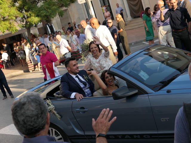 La boda de Raúl y Luisa en Monóver/monóvar, Alicante 7