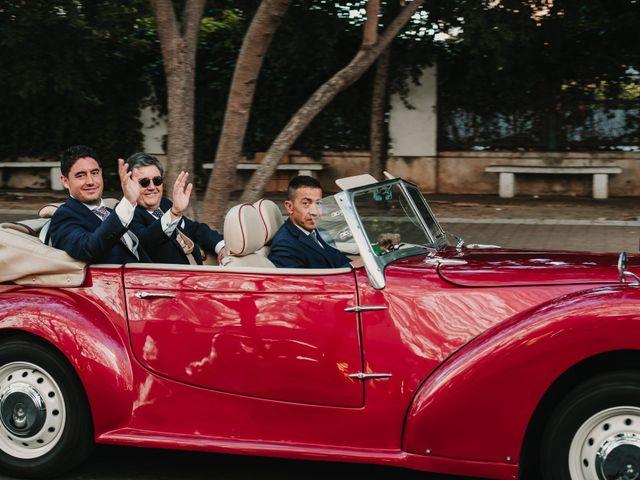 La boda de Francisco y Nataliya en Espartinas, Sevilla 13