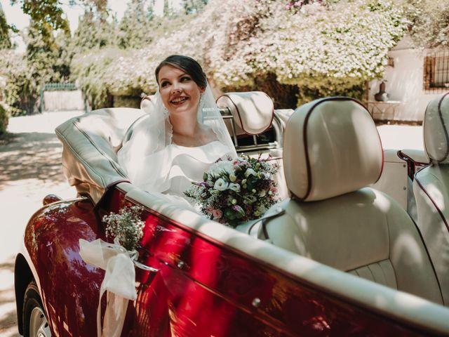 La boda de Francisco y Nataliya en Espartinas, Sevilla 41
