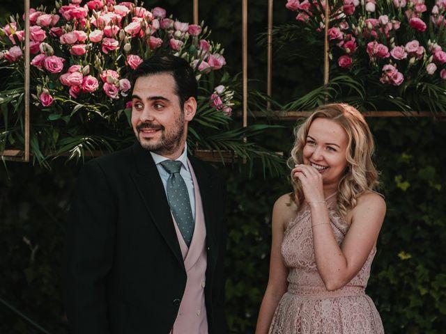 La boda de Francisco y Nataliya en Espartinas, Sevilla 45