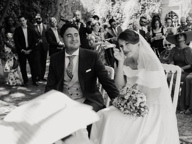 La boda de Francisco y Nataliya en Espartinas, Sevilla 54