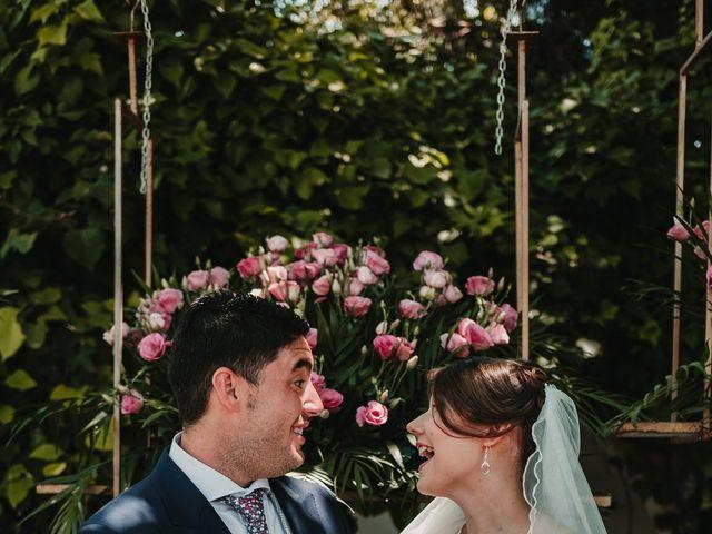 La boda de Francisco y Nataliya en Espartinas, Sevilla 81