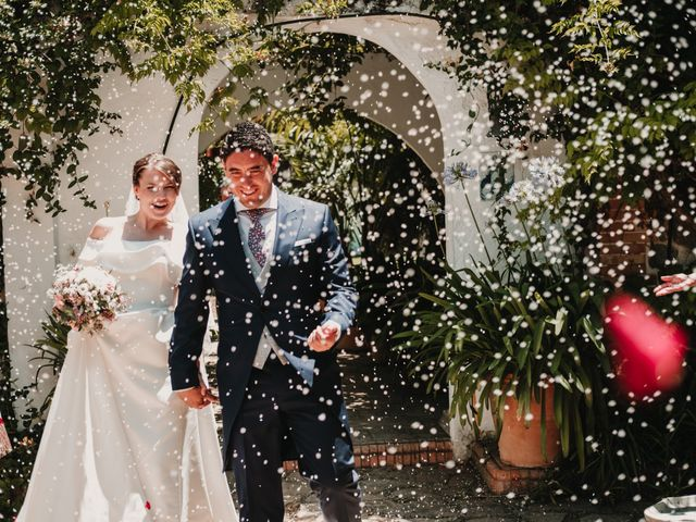 La boda de Francisco y Nataliya en Espartinas, Sevilla 1