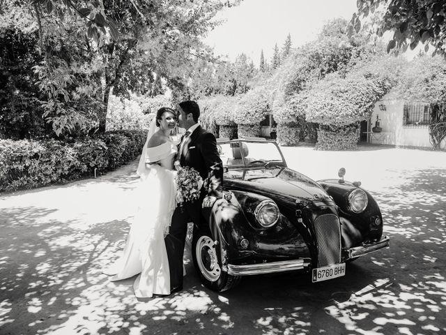 La boda de Francisco y Nataliya en Espartinas, Sevilla 87