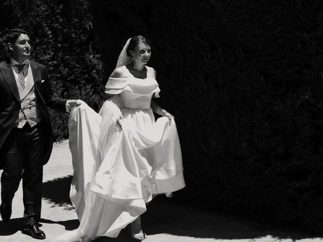 La boda de Francisco y Nataliya en Espartinas, Sevilla 93
