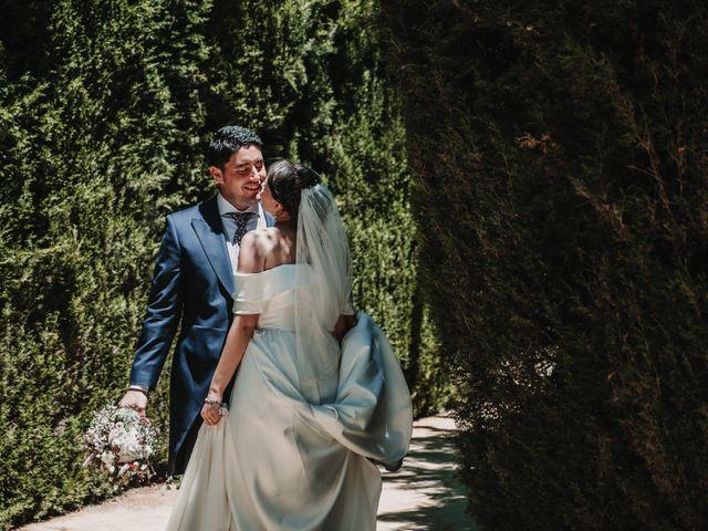 La boda de Francisco y Nataliya en Espartinas, Sevilla 94