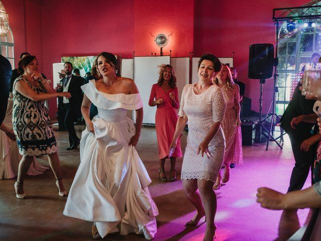 La boda de Francisco y Nataliya en Espartinas, Sevilla 107