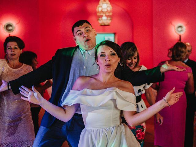 La boda de Francisco y Nataliya en Espartinas, Sevilla 120