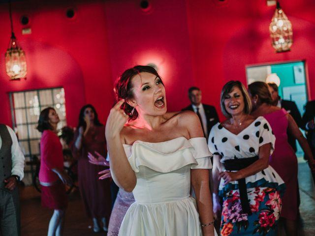 La boda de Francisco y Nataliya en Espartinas, Sevilla 121