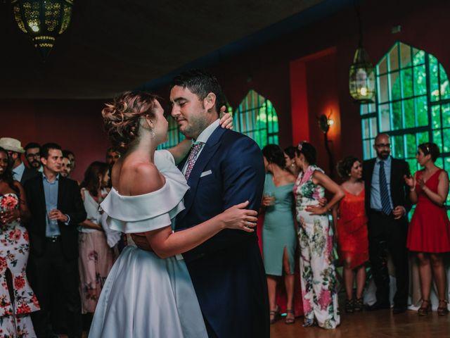 La boda de Francisco y Nataliya en Espartinas, Sevilla 123