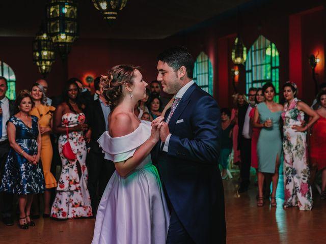La boda de Francisco y Nataliya en Espartinas, Sevilla 125