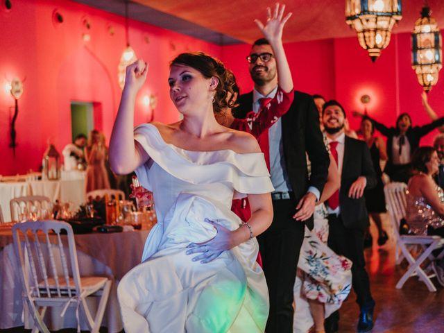 La boda de Francisco y Nataliya en Espartinas, Sevilla 128