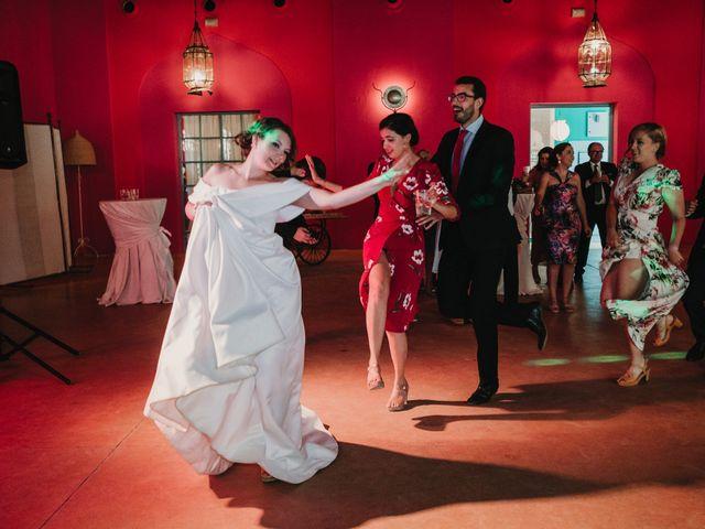 La boda de Francisco y Nataliya en Espartinas, Sevilla 130