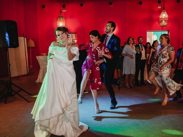 La boda de Francisco y Nataliya en Espartinas, Sevilla 131